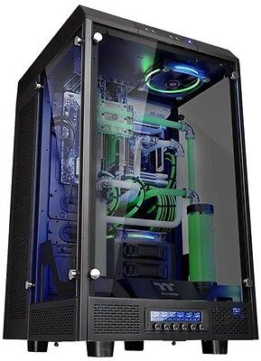 Thermaltake The Tower 900 E-ATX Vertical Super Tower[CA-1H1-00F1WN-00]