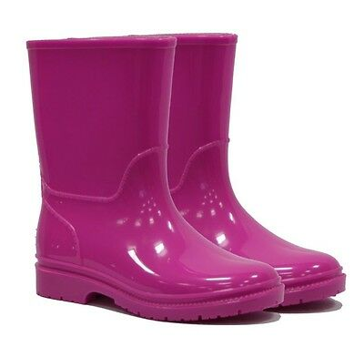 Town & Country Kids Wellies Pink