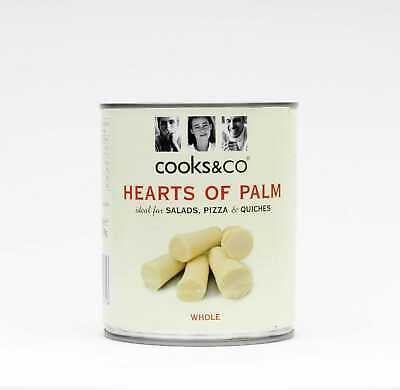 Cooks & Co Hearts of Palm - 6x800g