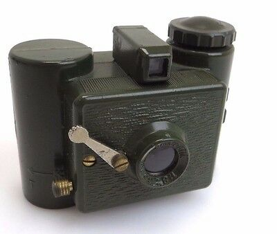 Sida Optik GRÜN Metall green Spy Camera Miniatur 8/35 mm lq063
