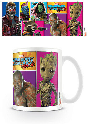 Mug Cup Guardians Of The Galaxy Marvel Groot Official 11Oz Boxed New Ceramic
