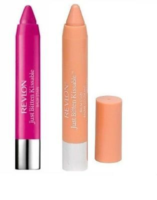 Revlon Colorburst Lip Balm Stain Love Sick, Charm - Pink Peach - Choose Shade