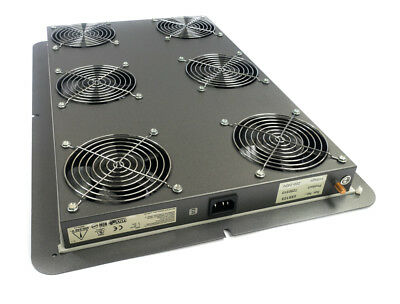 260301-001 HP Compaq Cabinet Cooling 200-240V 6-Fan Roof Mount Tray -7290310