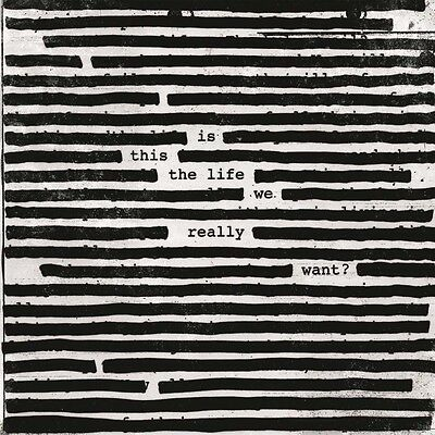 ROGER WATERS Is This The Life We Really Want? 2LP Vinyl NEW 2017