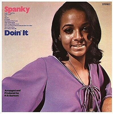 SPANKY WILSON Doin' It LP Vinyl NEW 2017
