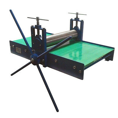 Ravi : Etching Press : Table Top Model : Polymer Bed : Bed Size 18x36in : With 3