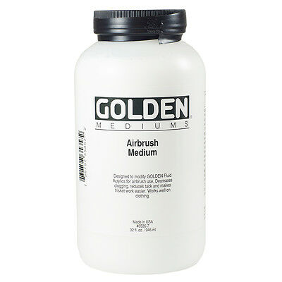 Golden : Airbrush Medium 946ml