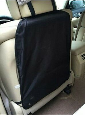 2 Pack Car Seat Back Protector Cover Children Kid Kick Mat Seat Care Keep Clean