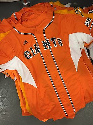 WHOLESALE GIANTS BASEBALL JERSEYS X 90 Adidas Under Armour