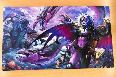 F1664 Free Mat Bag Yugioh Yubel Trading Card Games Playmat Custom Playmat