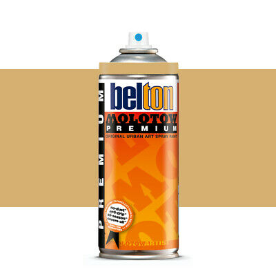 Molotow : Belton Premium Spray Paint : 400ml : Milk Coffee 185