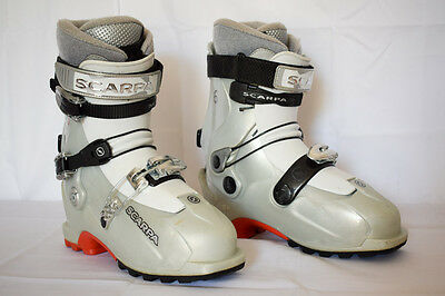 Scarpa Vanity Ski Boots - Downhill Alpine Touring - Various Sizes Available