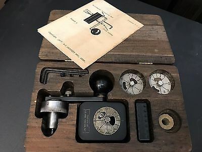 A1 Security Herty Gerty Key Cutter Model HG-1 Nice Vintage Tool