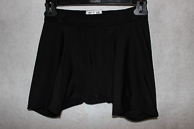 Youth Under Armour Performance Compression shorts Black Size YLG