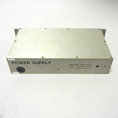 Cubic Communications Inc - 2551-1113 - Fcc Code: 6130 Converters Electrical Non