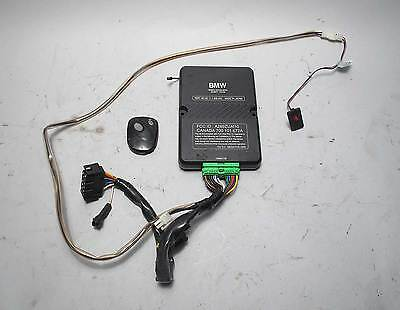 BMW E36 3-Series Late Model Alarm Module LED Wiring Key FOB System Kit 1996-1999