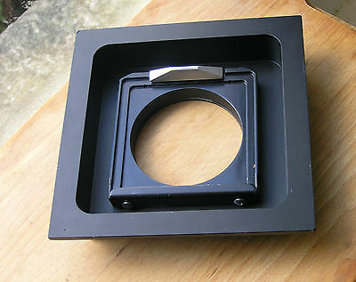 pattern  14mm recess Sinar F & P fit  lens board adapter panel for FA VHR 80mm