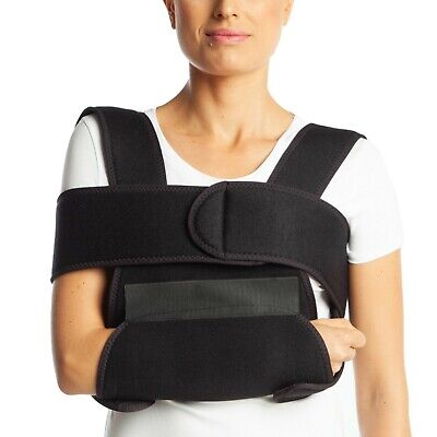Armo Line Sling And Swathe Arm Shoulder Immobilizer Velpeau Bandage Support