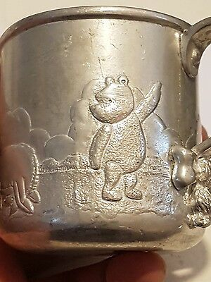 unknown collectable winnie the pooh pewter classic