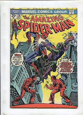 The Amazing Spider-Man #136 (6.0) The Green Goblin Lives Again!