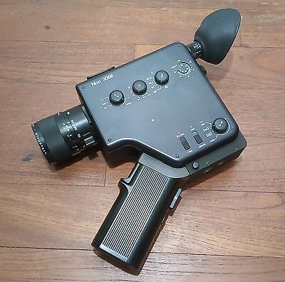 Braun NIZO 3056 S 8 Super 8 Film camera