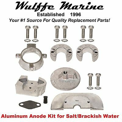 Aluminum Anode Kit for Mercruiser Alpha 1 Generation 2
