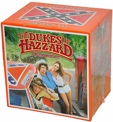 The Dukes of Hazzard: Complete Seasons 1-7 and 2 Movies DVD Box Set **On SALE**