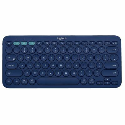 Logitech Bluetooth Keyboard Blue K380