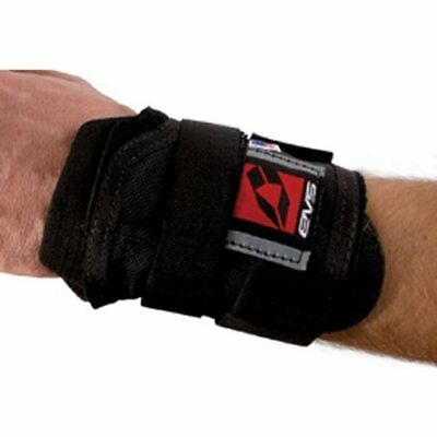 EVS WB01 Wrist Brace Support One Size Black