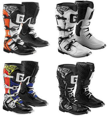 Gaerne Mens G-React Offroad MX Motocross Boots