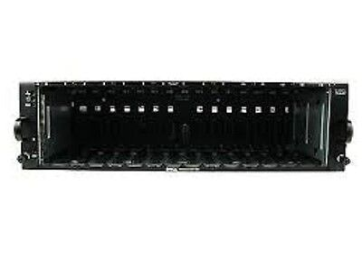 Dell Powervault Md1000  Network Storage Disk Array 2X Controllers Power Supply