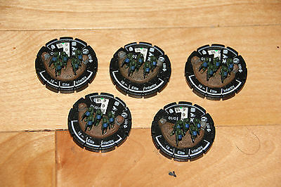 Swordsworn Elite infantry set Mechwarrior Clix