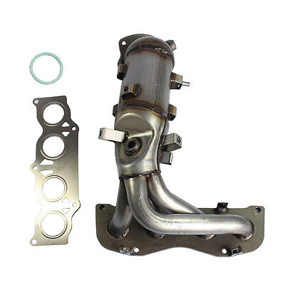 Exhaust Manifold with Catalytic Converter For Toyota Camry Solara 2.4L 2002-2006