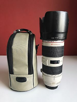 Canon EF 70-200 mm F/2.8 L II IS USM Objektiv