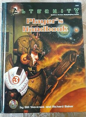 Alternity Science Fiction Roleplaying Gamemaster Guide  good  Condition TSR 2800