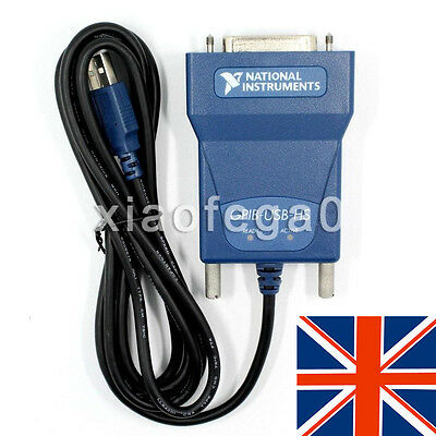 National Instrumens NI GPIB-USB-HS Interface Adapter IEEE 488 New In Box In UK!