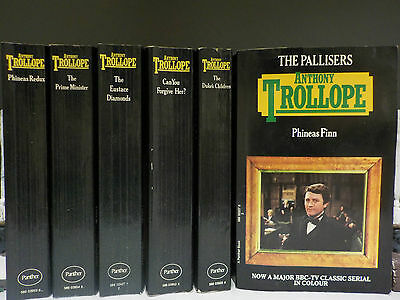 Anthony Trollope - 6 Books Collection! (ID:47161)