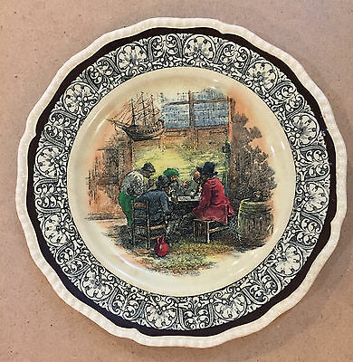 Vintage plate Royal Doulton Plate England