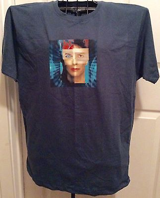 David Bowie Best Of Bowie RARE promo t-shirt '02 - NEVER WORN