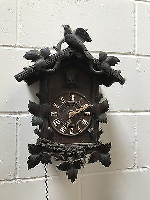 Early Large Black Forest Cuckoo Clock. Open To Offers.