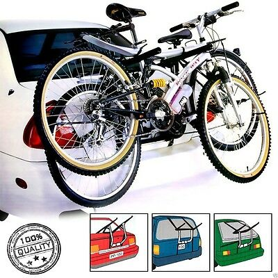 Ford Fiesta All Years 2 Bicycle Rear Mount Carrier Car Rack Bike Cycle