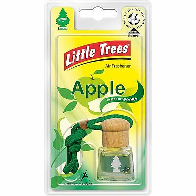 Magic Tree Little Trees Apple Bottle Car Home Air Freshner