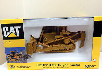 NORSCOT 1/50 55025 CAT D11R Track-Type Tractor        BOXED