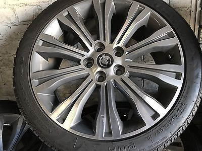"LIKE NEW GENUINE HOLDEN VF CALAIS 2015 19""  SSV GT-S WHEELS & Staggered TYRES"