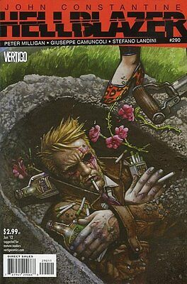 Hellblazer (Vol 1) # 290 Near Mint (NM) DC-Vertigo MODERN AGE COMICS