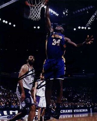 Shaquille O'Neal - Lakers - Signed Photo - COA (10651)