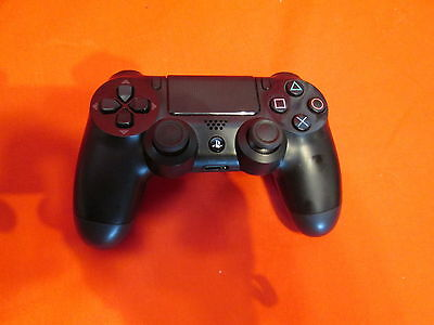 Sony OEM Dualshock 4 Wireless Controller For PlayStation 4 Jet Black 2806