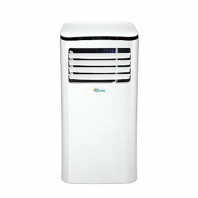 10000 BTU Portable Air Conditioner - Portable AC with Window Kit Remote