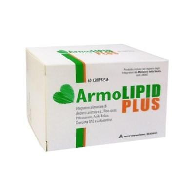 ArmoLipid Plus - Integratore Alimentare - 60 Compresse