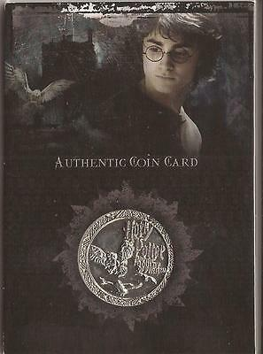 Harry Potter Goblet of Fire - CC2 Goblet of Fire Coin Card